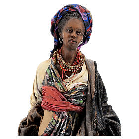 Moor woman with child, 30 cm Tripi atelier s4