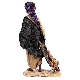 Moor woman with child, 30 cm Tripi atelier s11