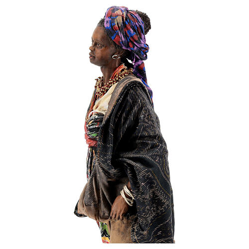 Moor woman with child, 30 cm Tripi atelier 8