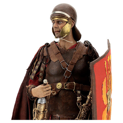 Soldado romano 30 cm Angela Tripi 6