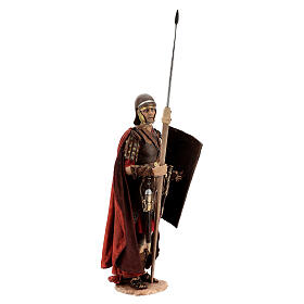 Roman soldier statue, 30 cm Angela Tripi s5