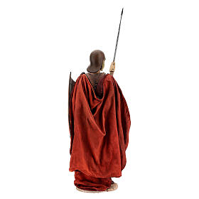 Roman soldier statue, 30 cm Angela Tripi s8