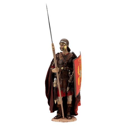 Roman soldier statue, 30 cm Angela Tripi 1