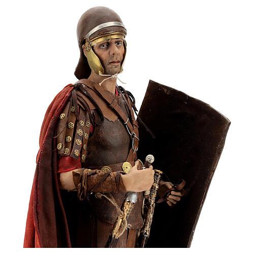 Roman soldier statue, 30 cm Angela Tripi 2