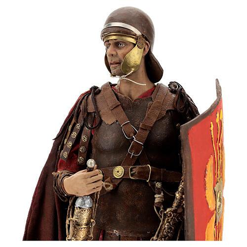 Roman soldier statue, 30 cm Angela Tripi 6