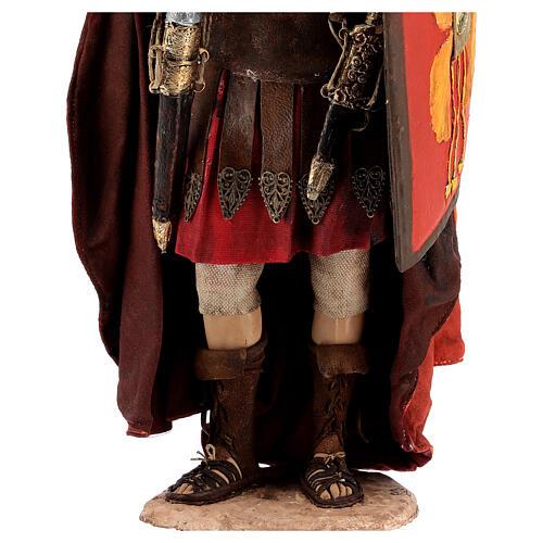 Roman soldier statue, 30 cm Angela Tripi 7