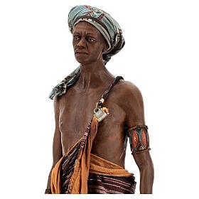 Esclavo con guepardos 30 cm Angela Tripi s3