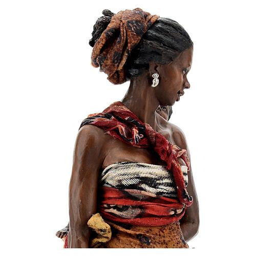 Femme maure avec enfant à bras 30 cm Tripi 6