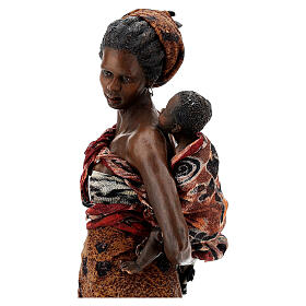 Moor woman with child in arms, 30 cm Tripi s2