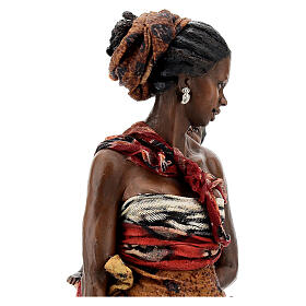 Moor woman with child in arms, 30 cm Tripi s6