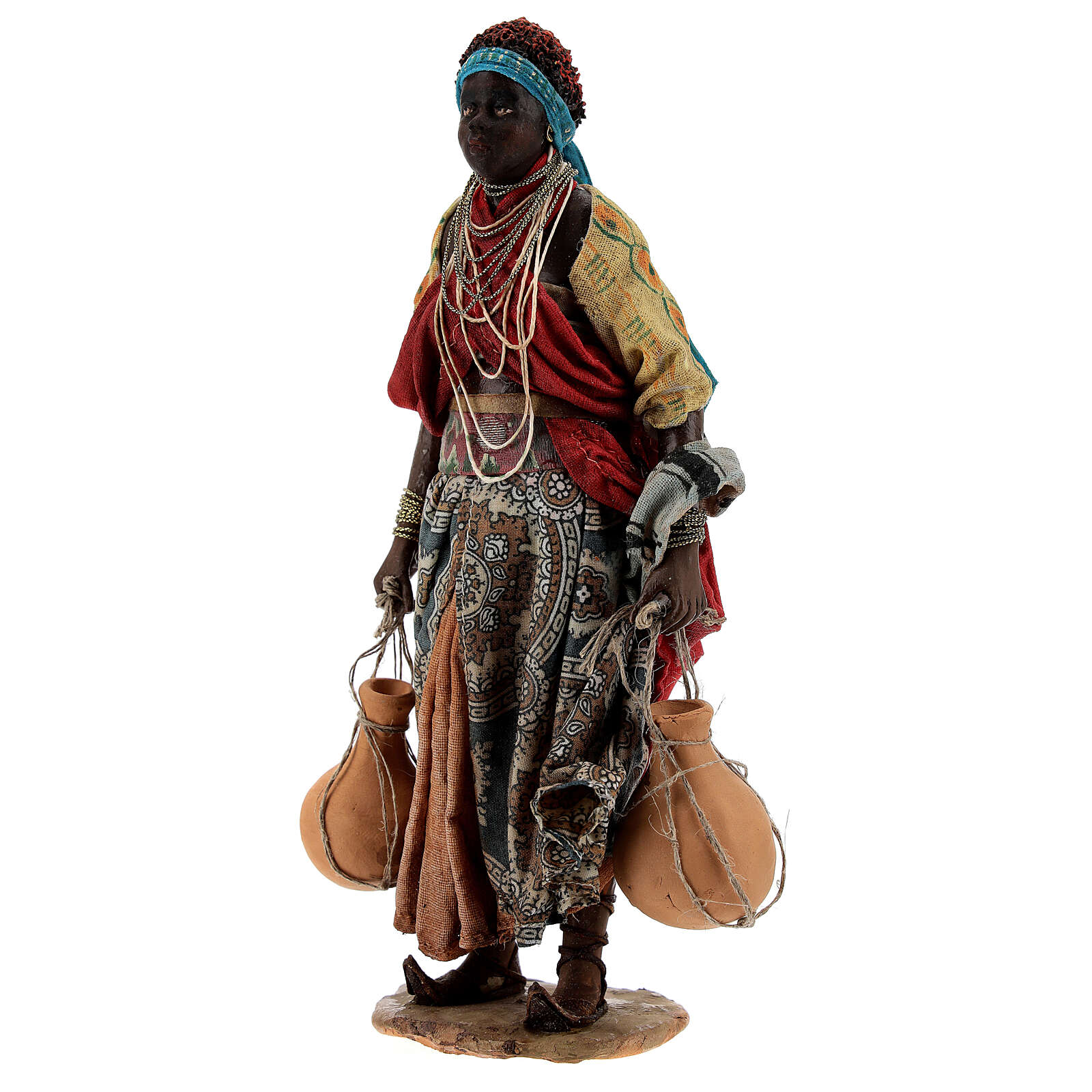 Moor shepherd with jars, 18 cm Tripi 4