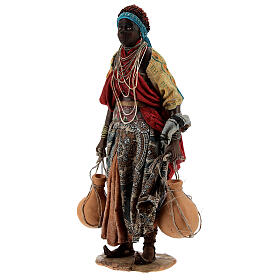 Moor shepherd with jars, 18 cm Tripi s3