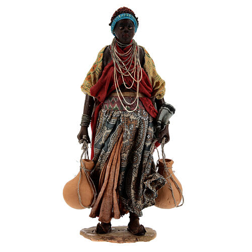 Moor shepherd with jars, 18 cm Tripi 1