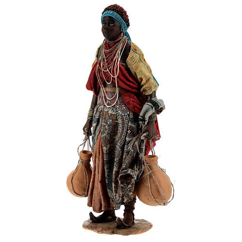 Moor shepherd with jars, 18 cm Tripi 3