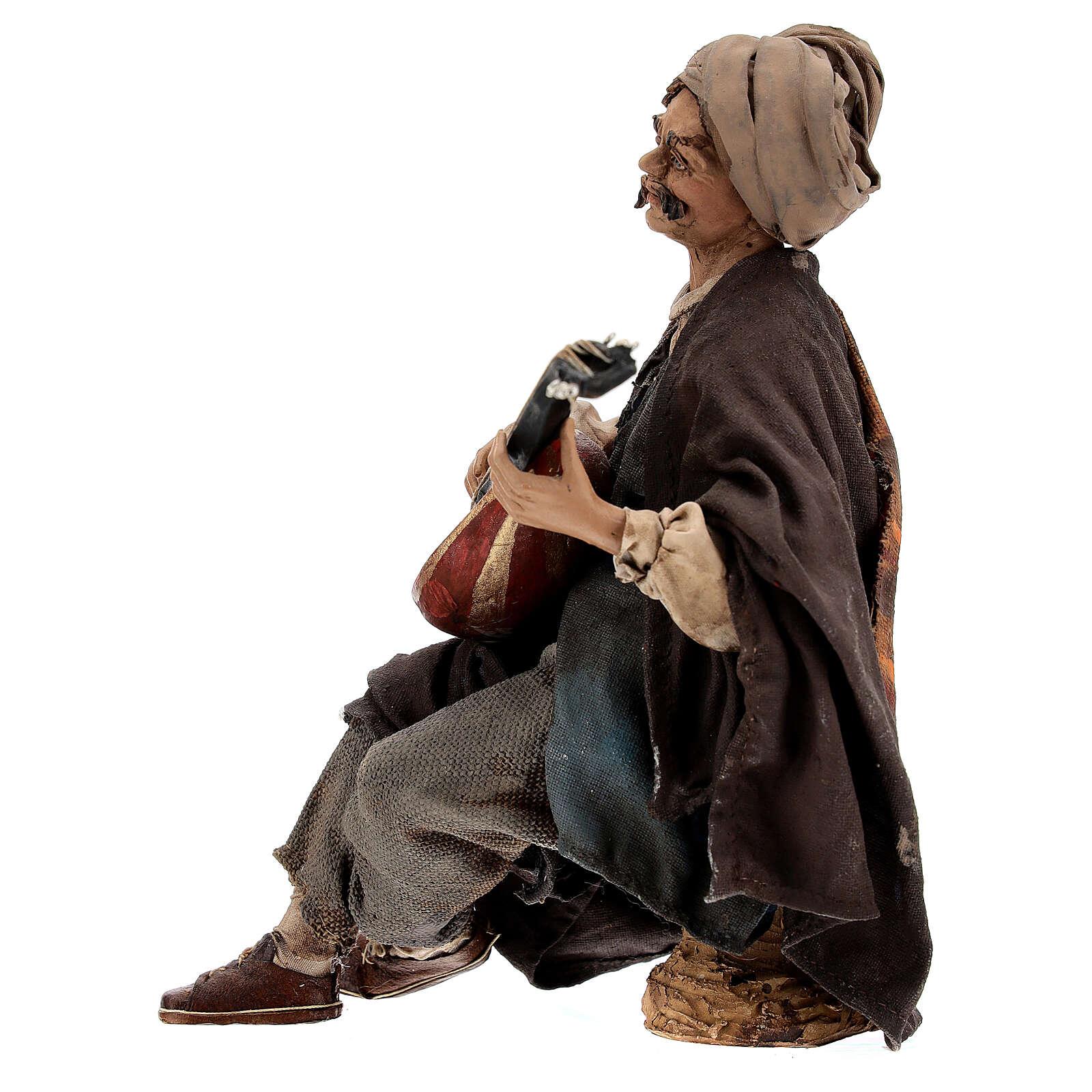 Tocador de mandolina 18 cm Angela Tripi 4