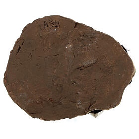 Lavandaia 13 cm presepe Angela Tripi s8