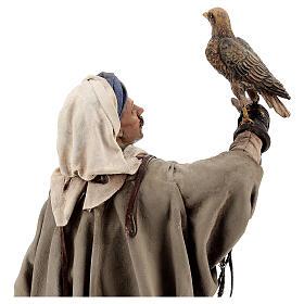 Falconiere 30 cm presepe Angela Tripi s7