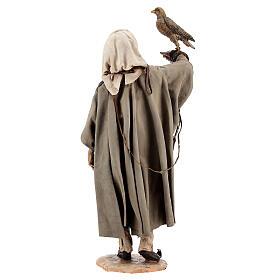 Falconiere 30 cm presepe Angela Tripi s8
