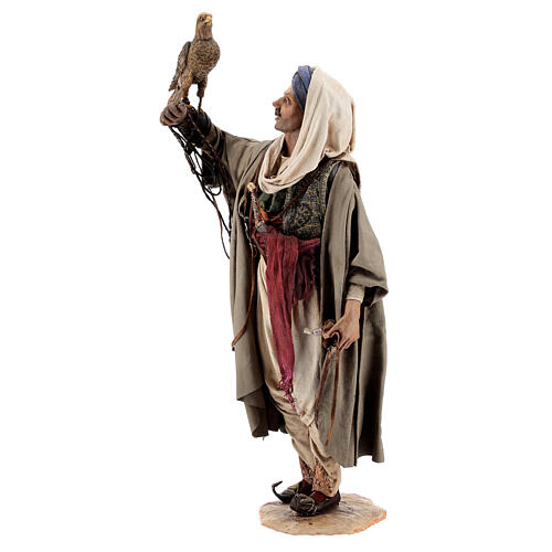 Falconiere 30 cm presepe Angela Tripi 3