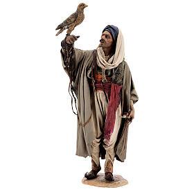 Falconer statue, 30 cm Angela Tripi nativity s1