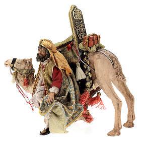 Mago que baja de su camello 13 cm Trip s4