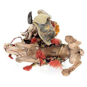 Mago que baja de su camello 13 cm Trip s9