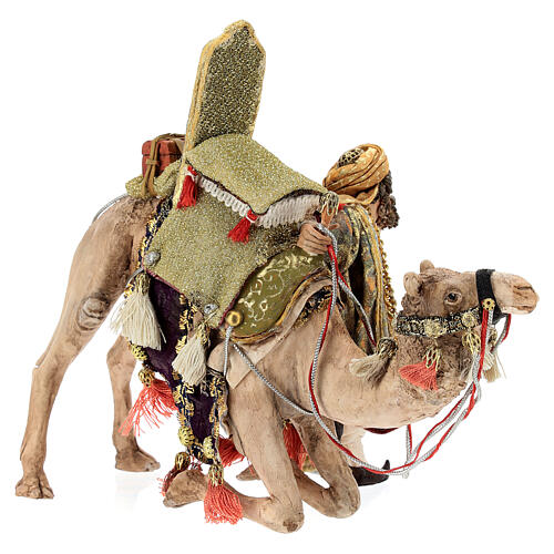 Mago que baja de su camello 13 cm Trip 6