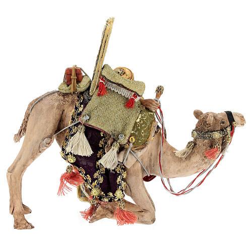 Mago que baja de su camello 13 cm Trip 7