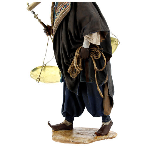 Moor slave with scale 30 cm Tripi 7