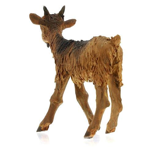 Goat statue 18 cm Angela Tripi terracotta 5