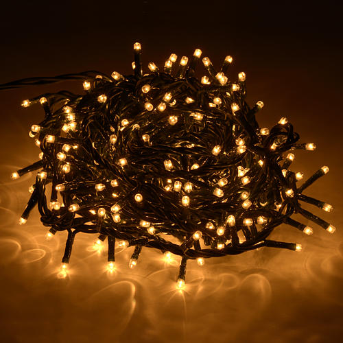 Christmas lights 300 mini lights, fair colour, for indoor use 2