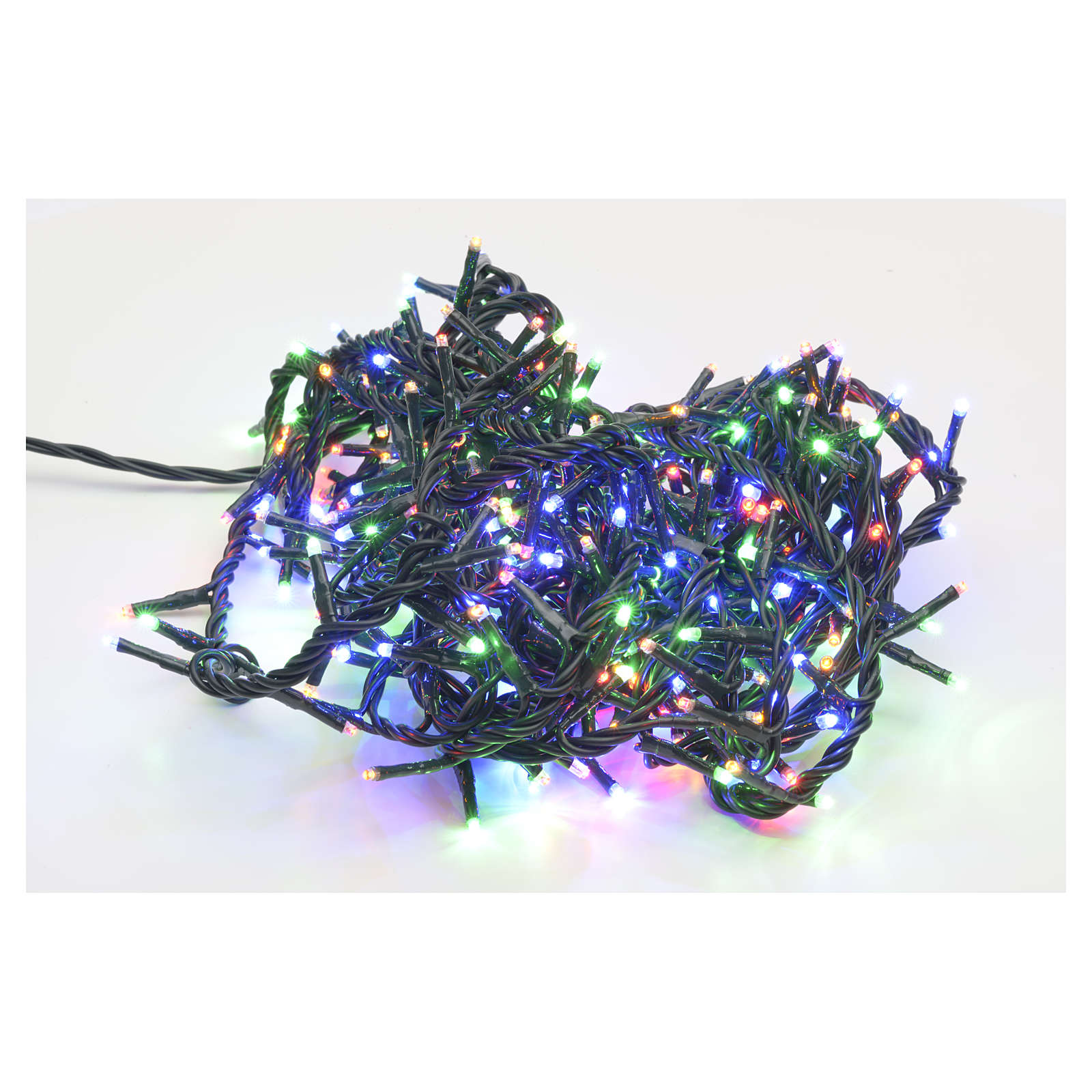 Luce di Natale 300 miniled multicolor per interno 3