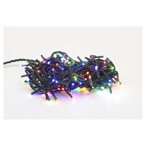 Luce di Natale 180 miniled multicolor per interno 1