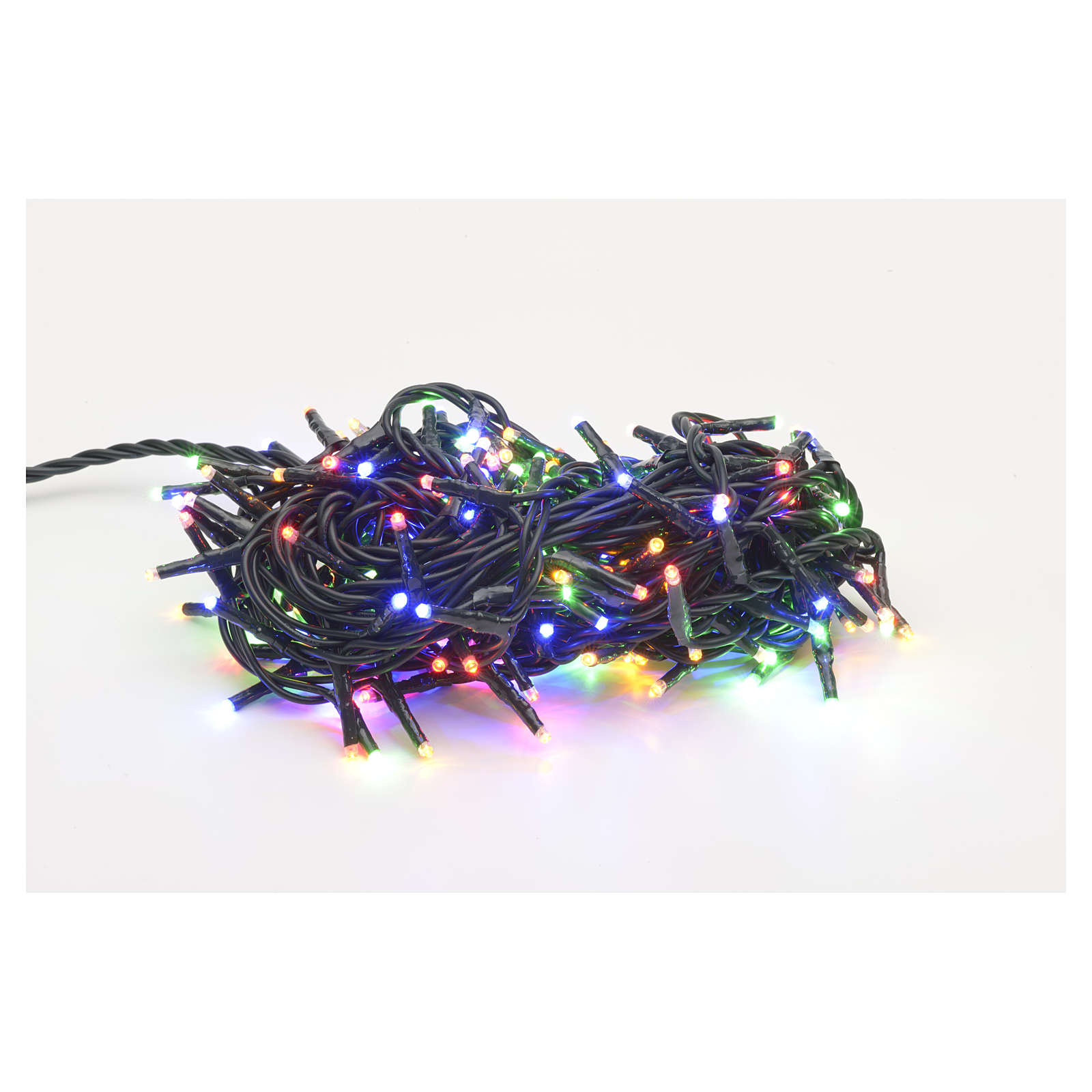 Fairy lights 180 mini LED, multicoloured for indoor use 3