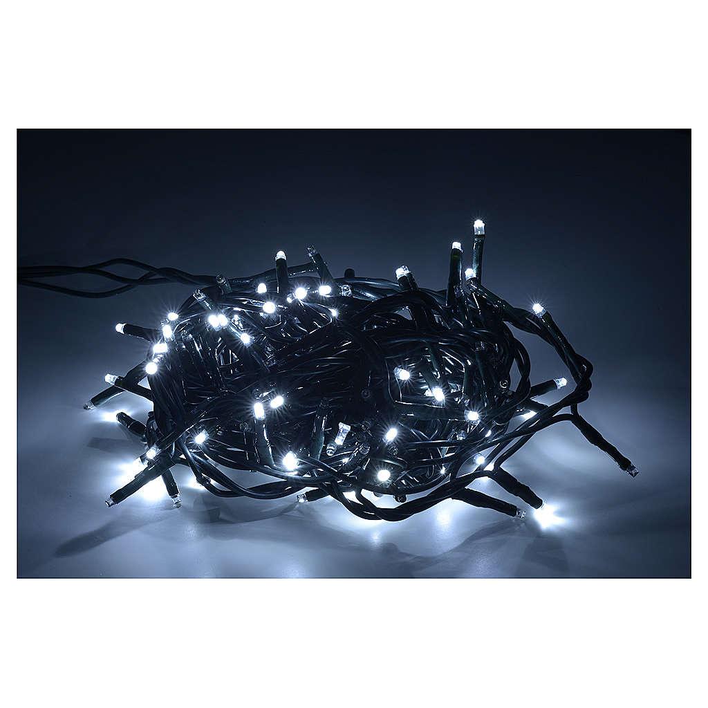 Luce di Natale 180 miniled chiari per interno 3