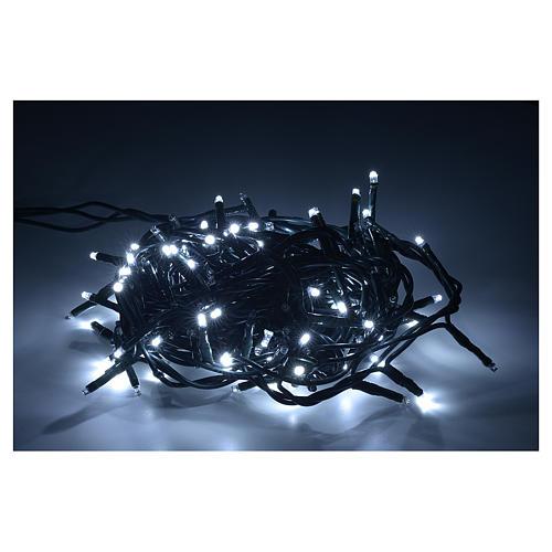 Luce di Natale 180 miniled chiari per interno 2