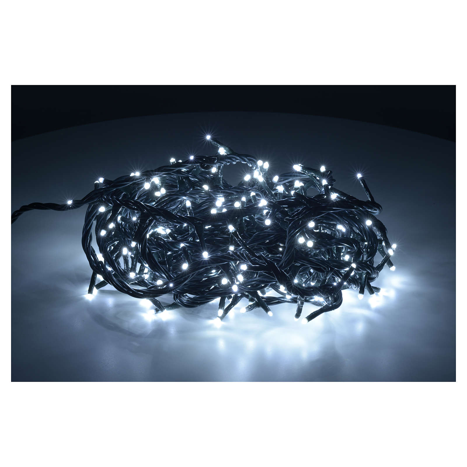 Fairy lights 300 mini LED, ice white, for indoor use 3