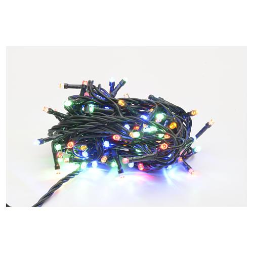 Éclairage de Noël 100 leds multicolore intéri 1
