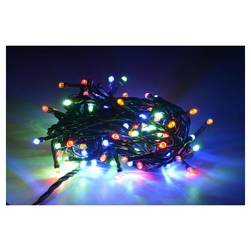 Éclairage de Noël 100 leds multicolore intéri 2