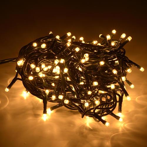 Guirlande de Noël 180 mini ampoules blanches intérie 2