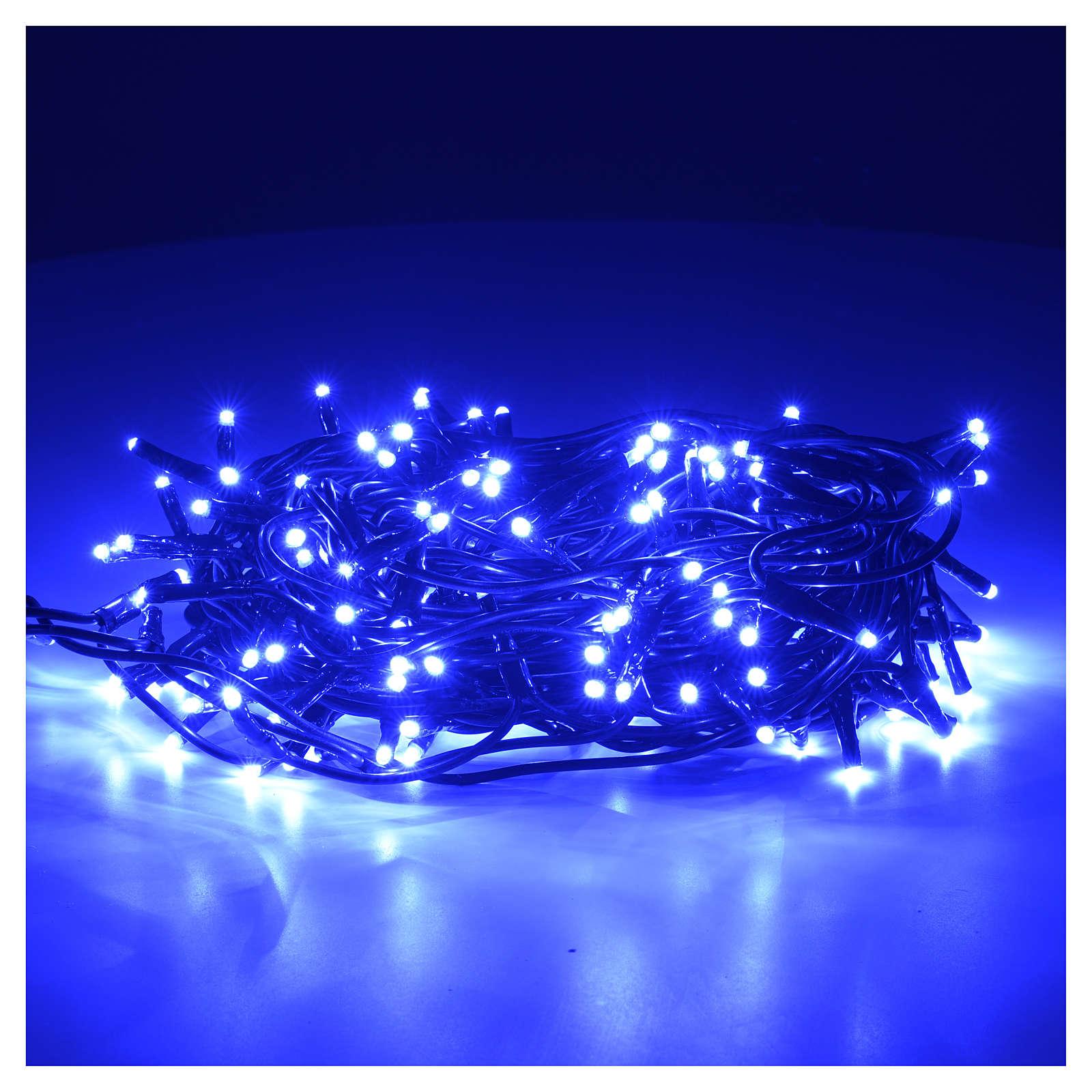 Luz navidad color azul 180 miniled para internos | venta online en ...