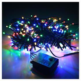 Luci di Natale 240 miniled multicolor per esterni-interni s2
