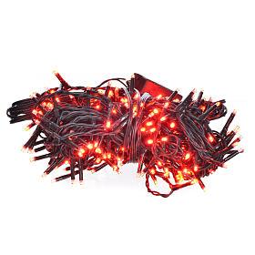 Luce natalizia 240 mini led rosse program con memoria per est/in s1