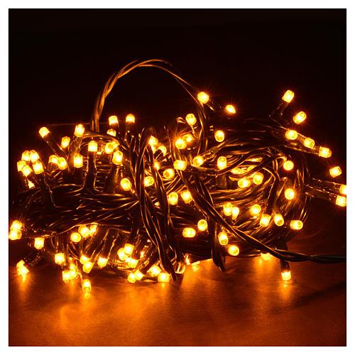 Luce natalizia minilucciole 180 col rame programmabili interni 2