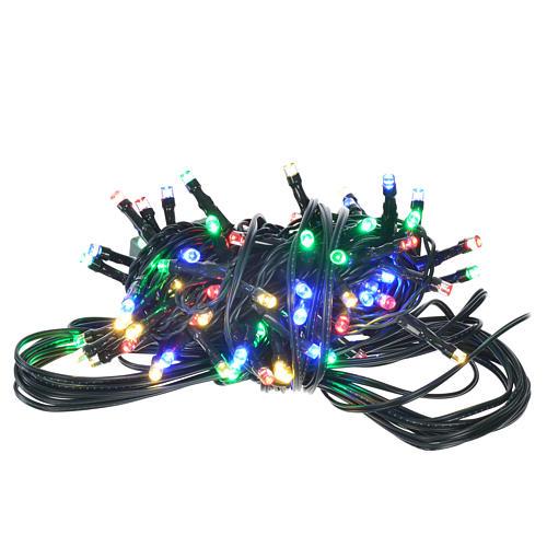 Luce natalizia 96 led programmabili multicolor interno/esterno 1