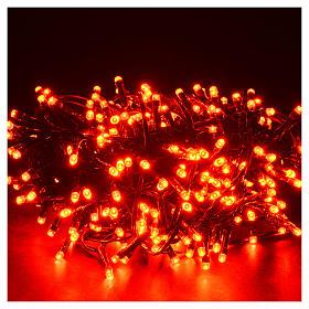 Luce di Natale 300 led programmabili rosse interno/esterno s2