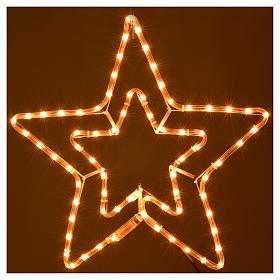 Stella doppia luminosa esterno luce chiara s2