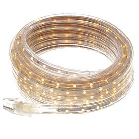 Lampki choinkowe tubo 300 led kolor biały ciepły s1