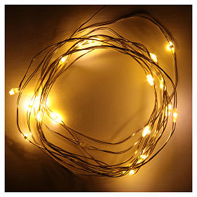 Fairy lights: 20 warm white LED lights, for indoor use s2