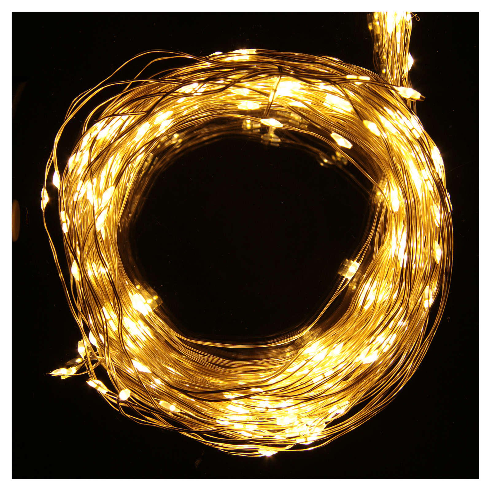 Christmas Lights: branches with 290 micro LED, warm white, indoor use 3